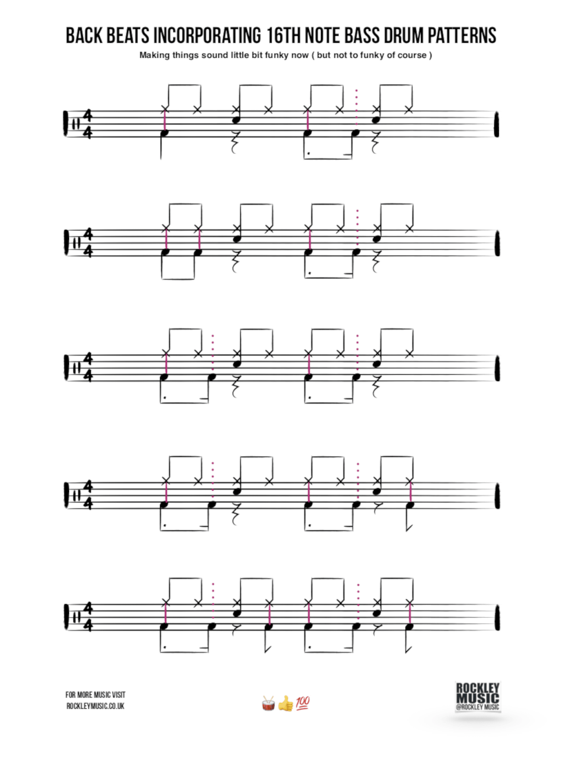 Sheet Music - Rockley Music